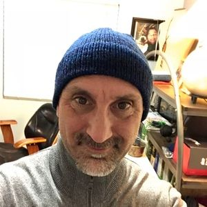 Knitted Stocking Beanie Hat